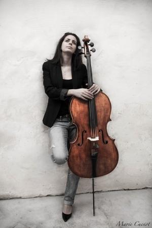 Leila Kourich en action