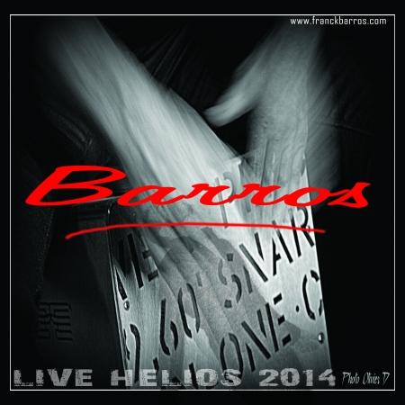 Live Hélios 2014, un enregistrement à découvrir