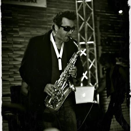 Christophe Mouly en action