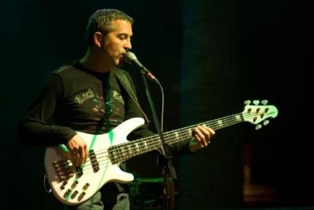 Pascal Briez en action